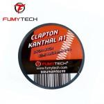 Clapton Wire KA1 26+34GA - 5M