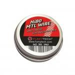 MTL Fused Clapton Wire Ni80 28x2+38 ga 5 M