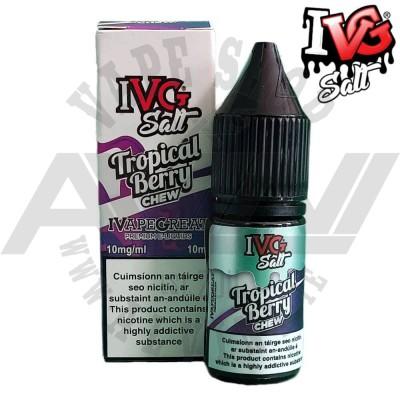 IVG Tropical Berry Chew Nicotine Salts - IVG