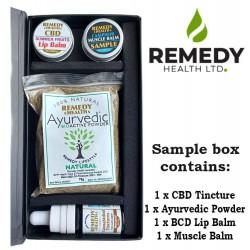 Remedy Heath CBD Starter Pack