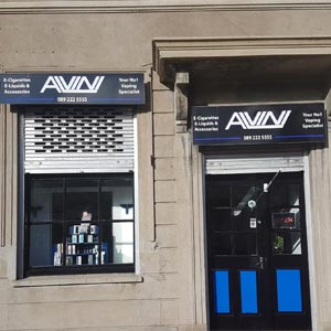 ALVINI Vape Shop Carrick